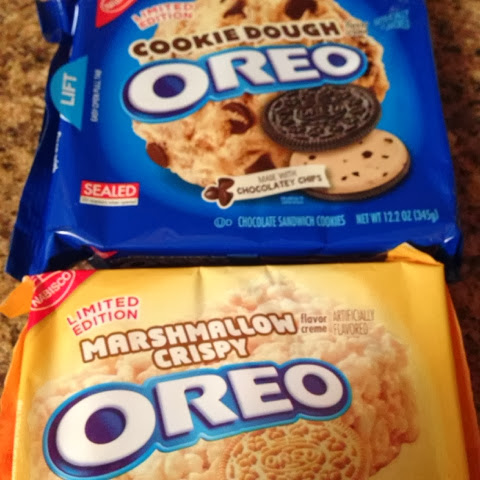 cookie dough oreos