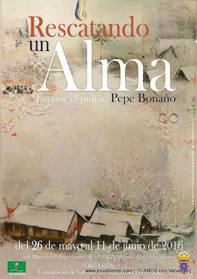Exposición Pepe Bonaño