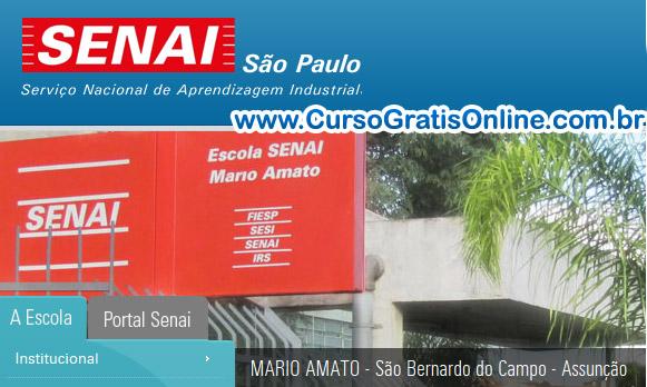 SENAI Mário Amato