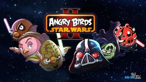 Angry Birds Star Wars II cho phép người chơi tự do chọn phe mình thích - DIENANH24G Angry Birds Star Wars II cho phép người chơi tự do chọn phe mình thích