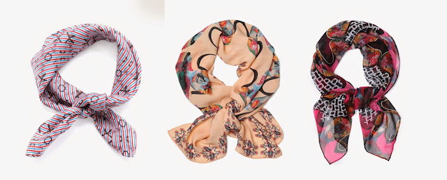 Born Free Scarves