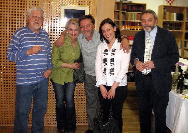 Đuro Pišpek, Sanja Kozlica, Ivica Smolec, Tajana Vukelić Peić, Milan Ilić - Kuća Svetog Franje, Zagreb 2010.