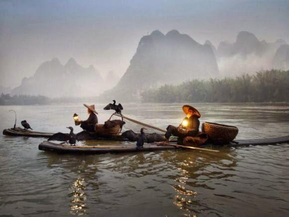 Sungai di Cina