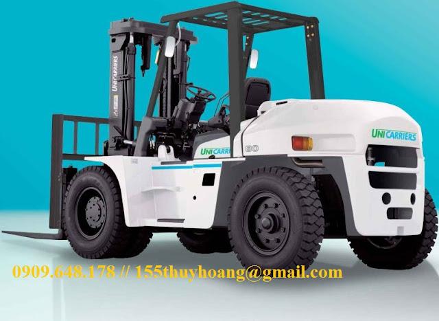Xe nâng hàng 10 tấn Unicarriers