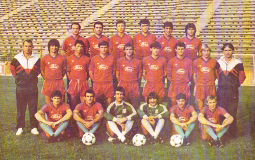 1989 Steaua Bucharest football team