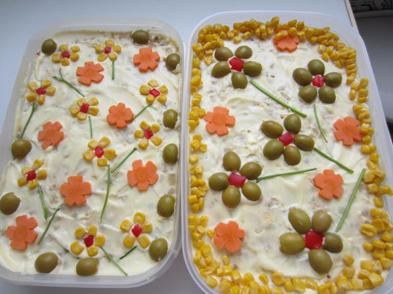 Ensaladilla rusa alcoiama blog cositas de andar por - Decoracion de ensaladas ...