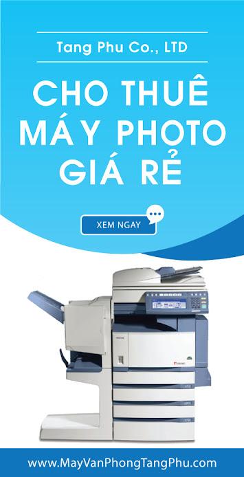 Dịch Vụ Sửa Chữa Máy Photocopy Toshiba tại Tân Phú – TpHCM