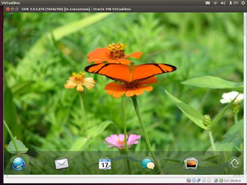 WebOS su Ubuntu Linux