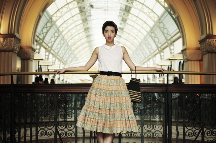 NoraFinds | Vintage Fashion Blogger Sydney | 1950s Day Look