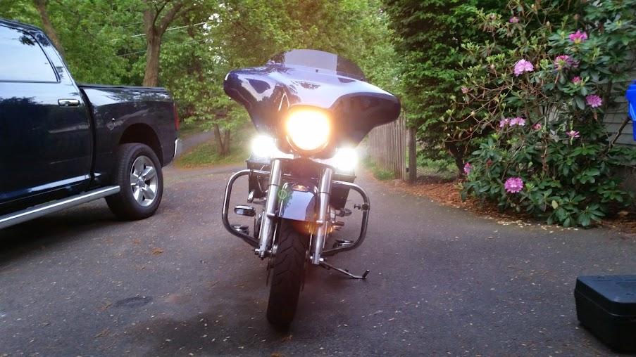 Review: Custom Dynamics Dynamic Ringz and LED Brake Light
