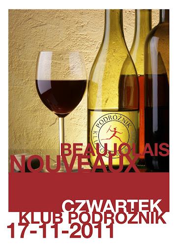Beaujolais Nouveaux 2011