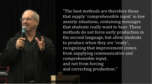 stephen krashen language acquisition