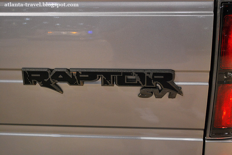 Форд F-150 Раптор