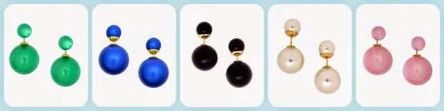 Brincos Dior Cherie Bijoux Comprar Preço