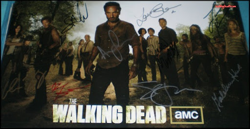 The Walking Dead Season 3 Official Poster