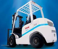 Xe nâng diesel 2 – 3 tấn TCM giá rẻ