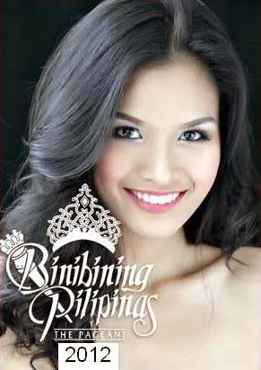 Janine Tugonon - Binibining Pilipinas 2012 Winner