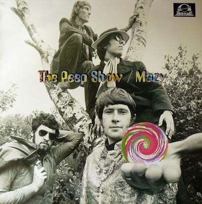 the Peep Show ~ 1999 ~ Mazy