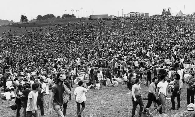 Photos of Life at Woodstock 1969 (60)