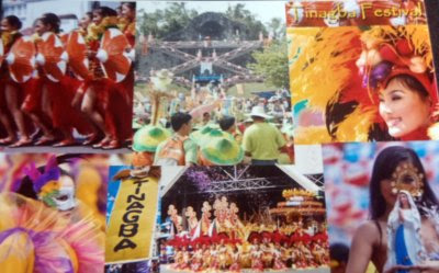 postcards, direct swaps, Iriga City, Philippines, special postcards