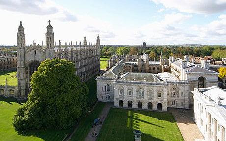 Universitas Cambridge terbaik di dunia