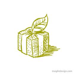 Garden & Gift logo design Kansas City.