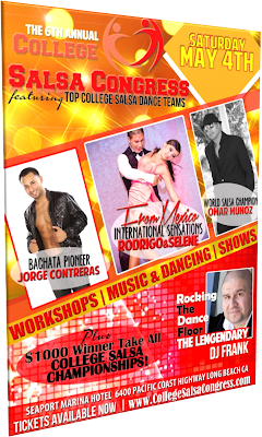6th Annual College Salsa Congress