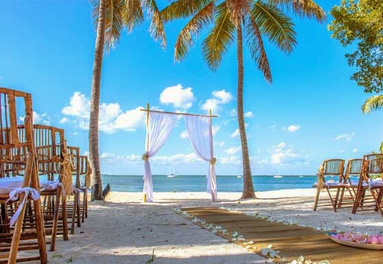 Beach Weddings in The Florida Keys