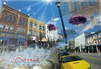 Canada, postcards, direct swaps