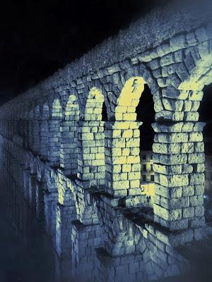 Segovia, App Snapseed, fotos
