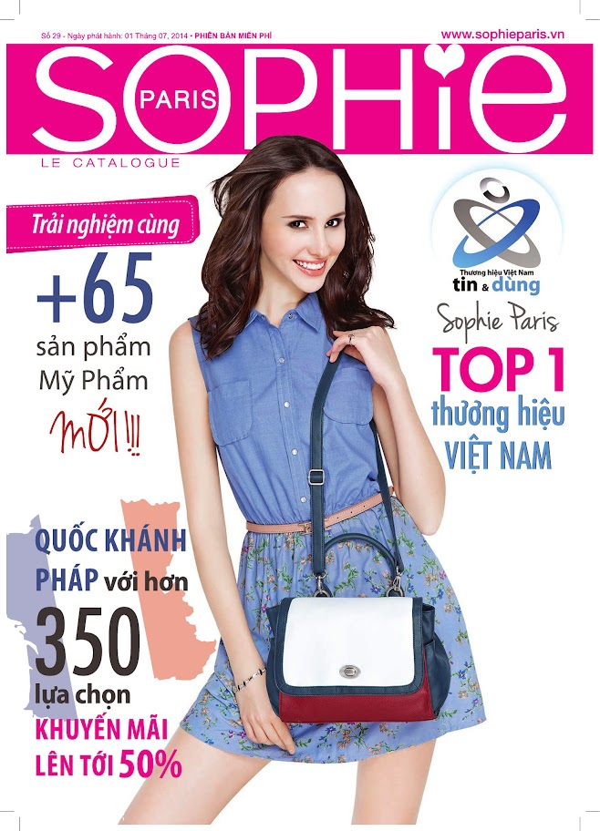 Sophie Paris Catalog 29