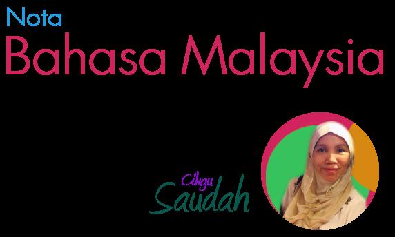 NOTA BAHASA MALAYSIA
