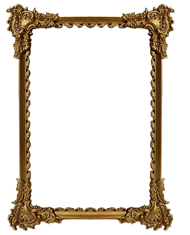 Gold Frames And Borders Png Gold Frame Png