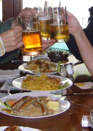comida en Cochem