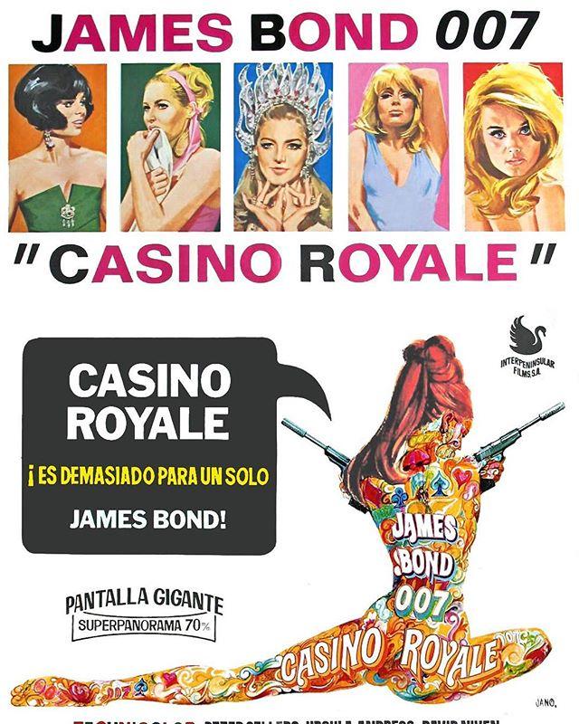 Casino Royale (1967, John Huston y Kenneth Hughes)