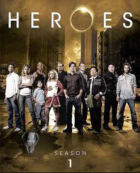 Heroes Season 1 ฮีโร่ส์ ทีมหยุดโลก ปี 1 ( EP. 1-23 END ) [พากย์ไทย]