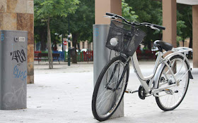 'Bicicletas públicas en la movilidad urbana sostenible' por  Víctor Soriano i Piqueras