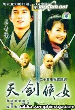 Hiệp Nữ Phá Thiên Quan - Sctv - Trọn Bộ