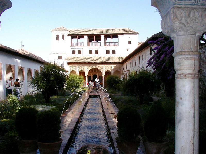 cosa vedere Granada Alhambra