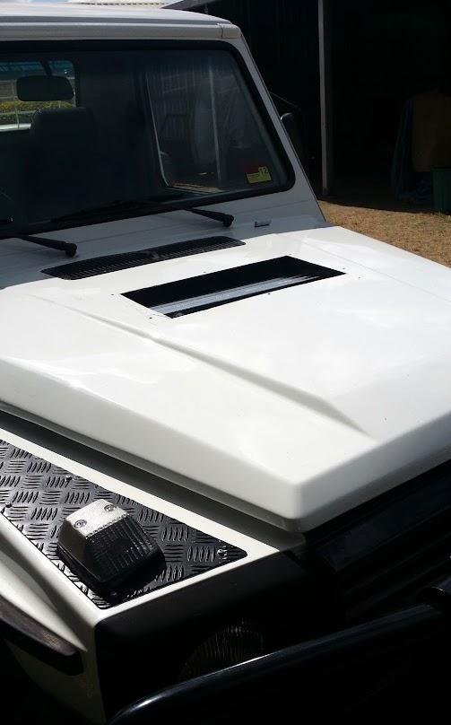 Top mount intercooler - Club G-Wagen Forum