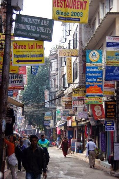 達人帶路-環遊世界-尼泊爾-景色