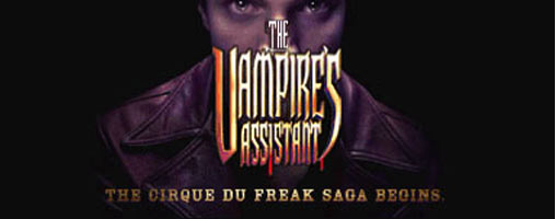 The Vampire Assistant [By Jump Game] TVA1