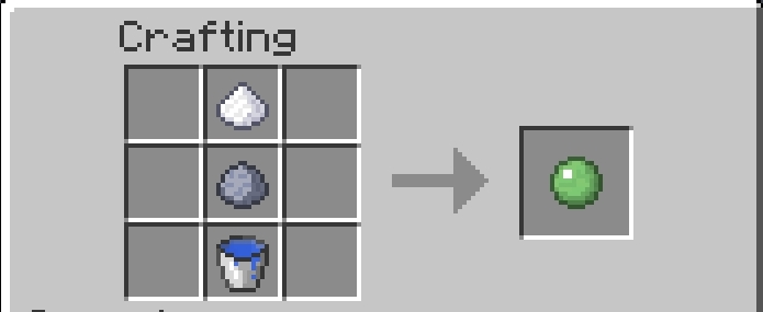 how to make a slimeball in minecraft. To Make A Slimeball In Minecraft How E