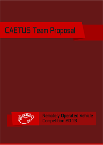 تعريف فريق كاتيوس للغواصات الآلية