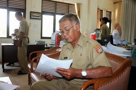Berita terkait penerimaan Pajak Bumi dan Bangunan (PBB), kabupaten Ngawi