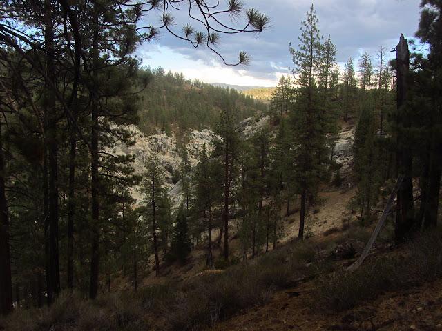 granite gorge downstream