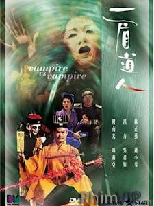 Thiên Sứ Bắt Ma 5 - Mr Vampire V poster