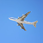 China Airlines' 747-400 - a big mofo