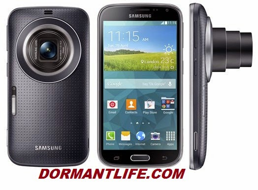 Samsung Galaxy K Zoom - Samsung Galaxy S5 Zoom: Android Phone Specifications And Price