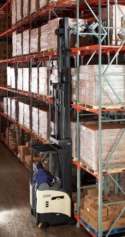 Xe nâng reach truck double deep 0909648178